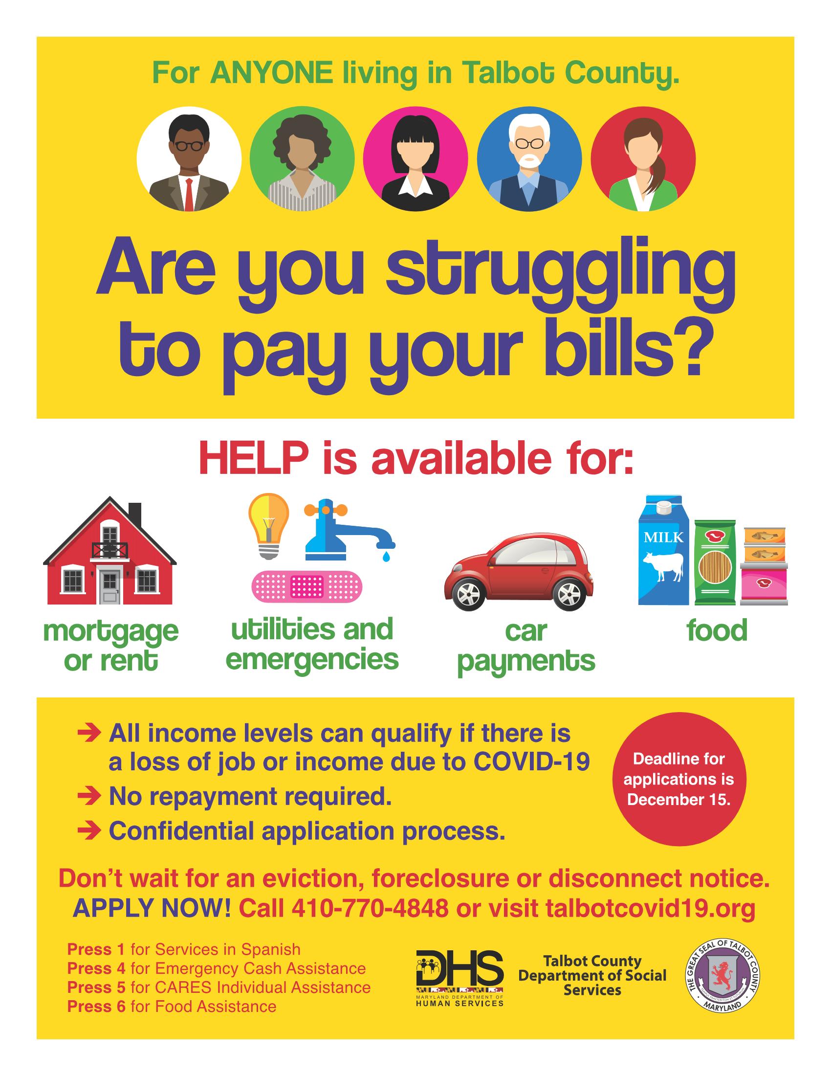 Talbot County MD | Coronavirus Information (COVID-19)